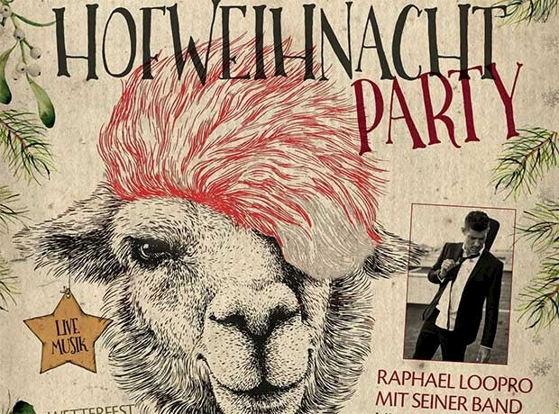 Hofweihnacht-Party 2018